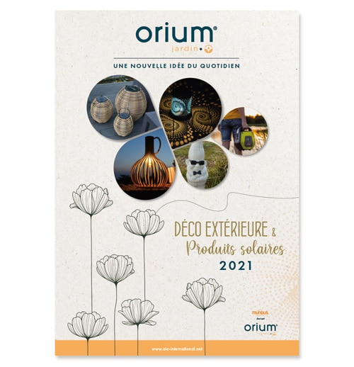Catalogue Jardin 2021