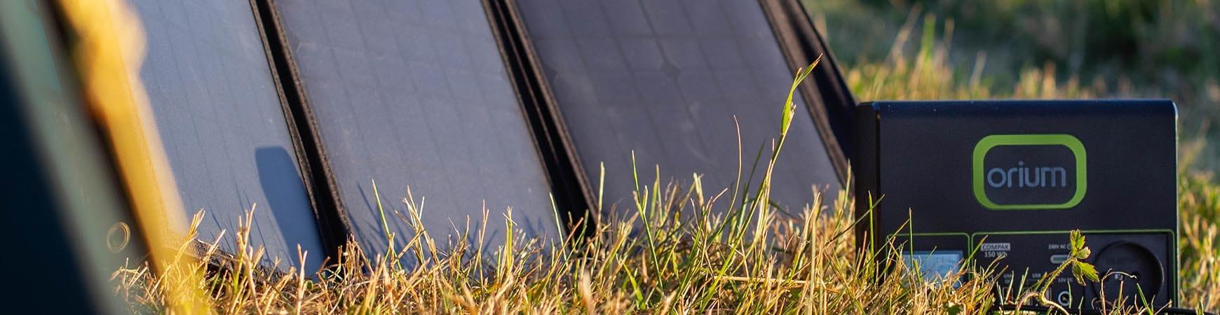 Pack Station d'énergie IZYWATT 150 et panneau solaire 20W