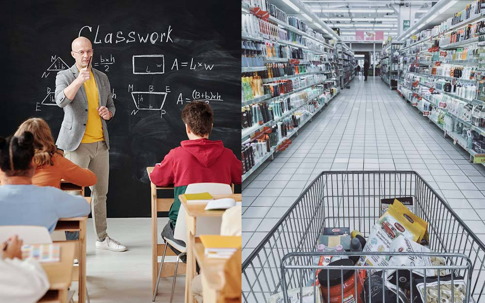 Protocoles sanitaires renforcés, mesurer le CO2 dans les commerces et les écoles pour agir contre la COVID-19