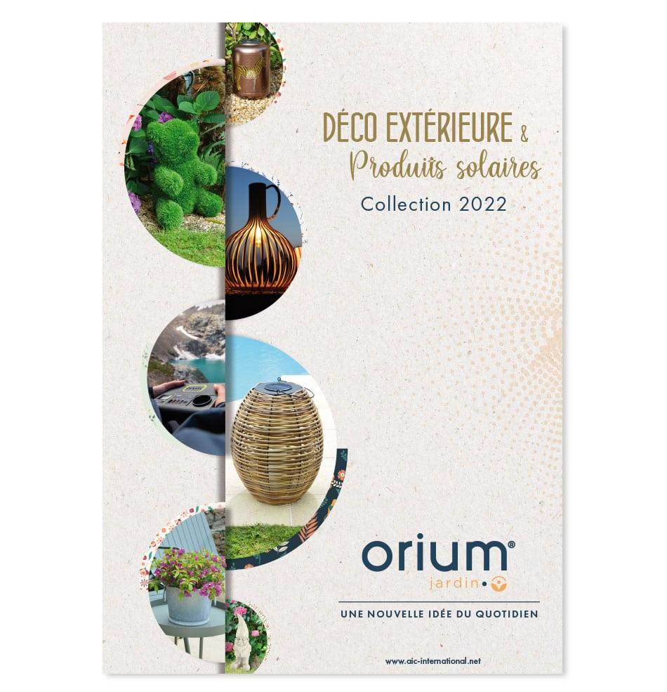 Catalogue Jardin 2022