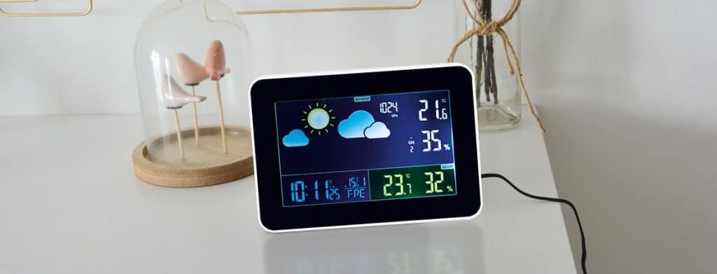 stations météo orium