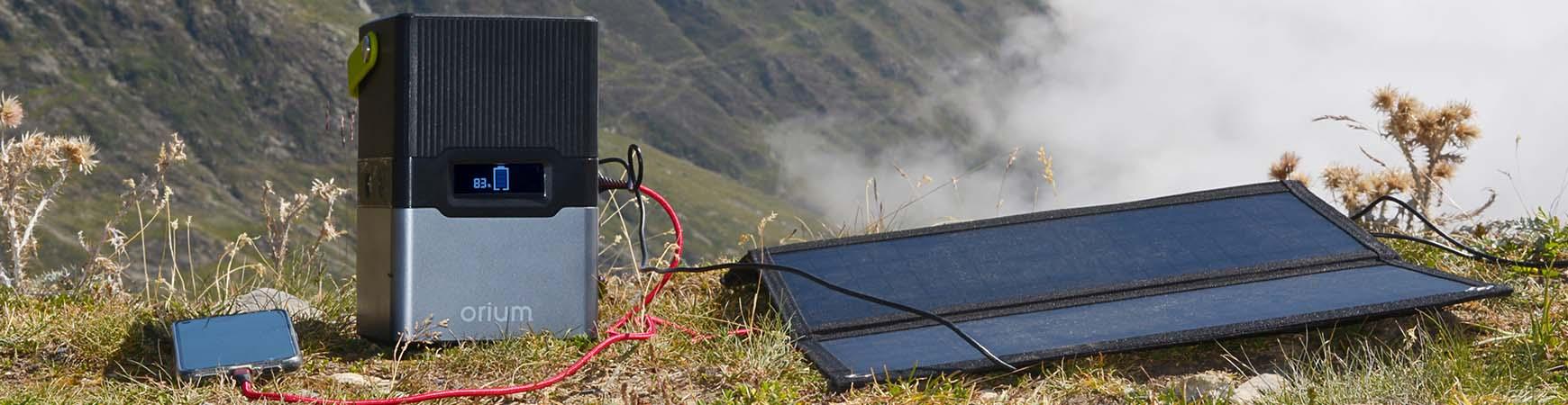 Station d'énergie portative IZYWATT 150